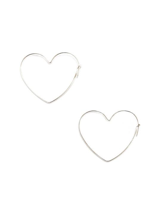 Heart Hoops- Small