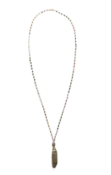Tybee Tourmaline Necklace