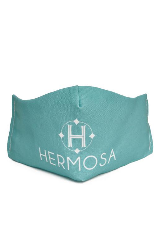 Turquoise Hermosa Mask