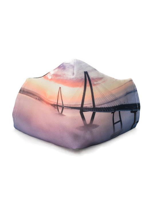 Charleston Ravenel Bridge Mask