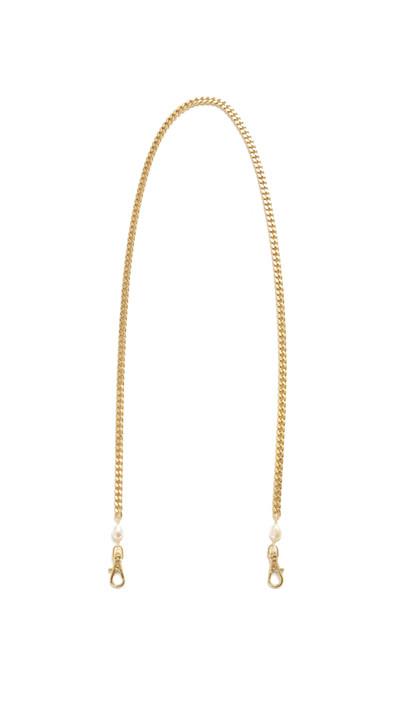 Shiny Gold Mask Chain