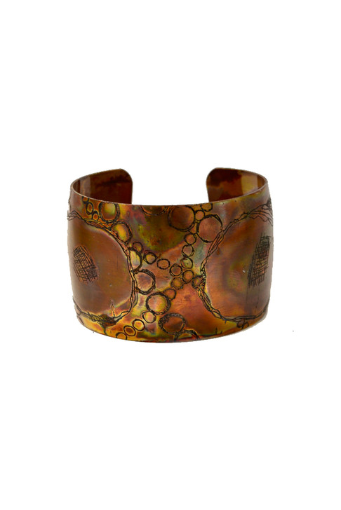 Oysters and Pearls Cuff