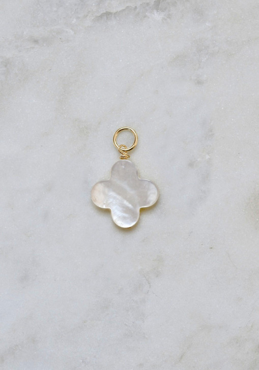 Mother of Pearl Necklace Charm
