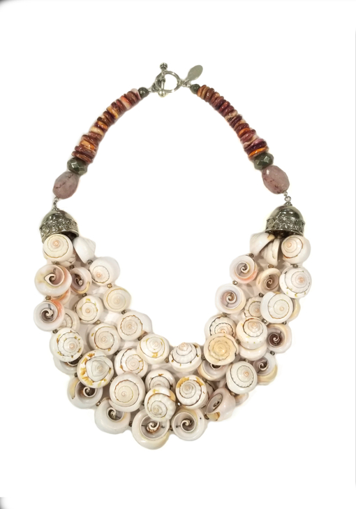 Welk Top Necklace