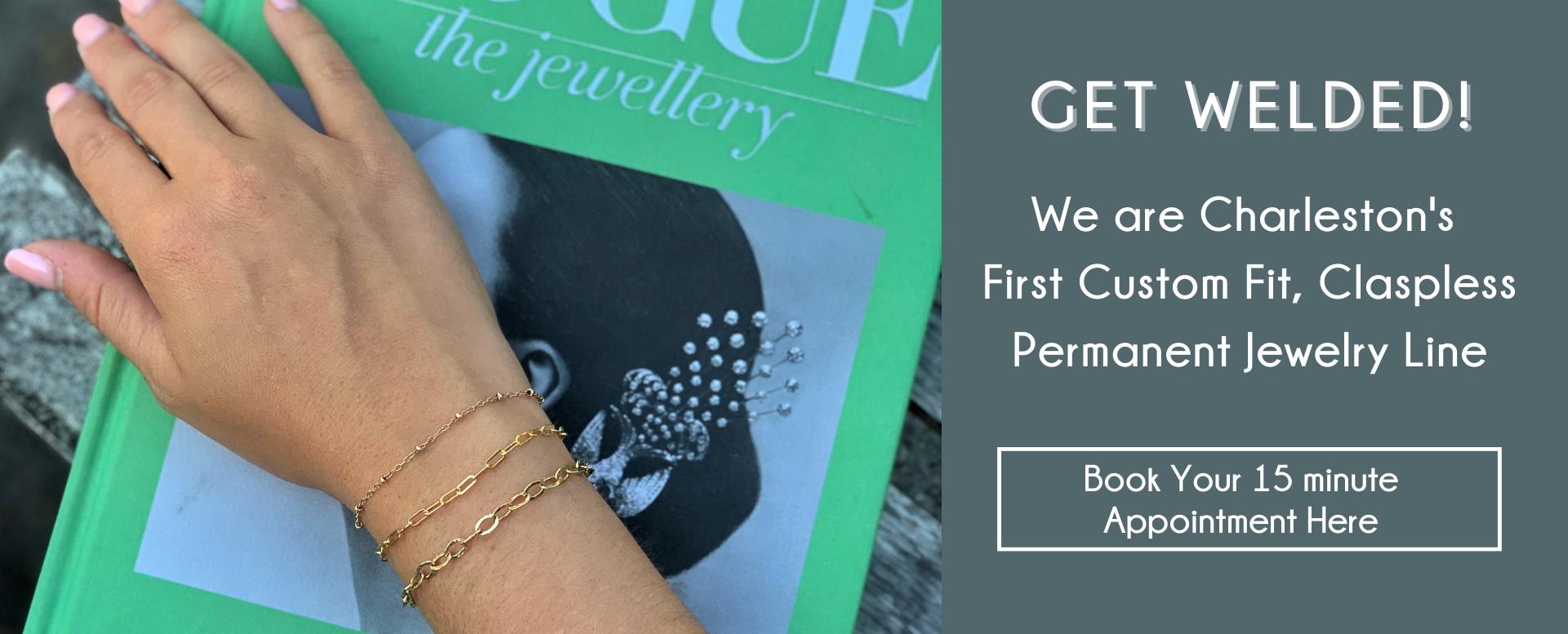 Hermosa Permanent Jewelry | Charleston, SC