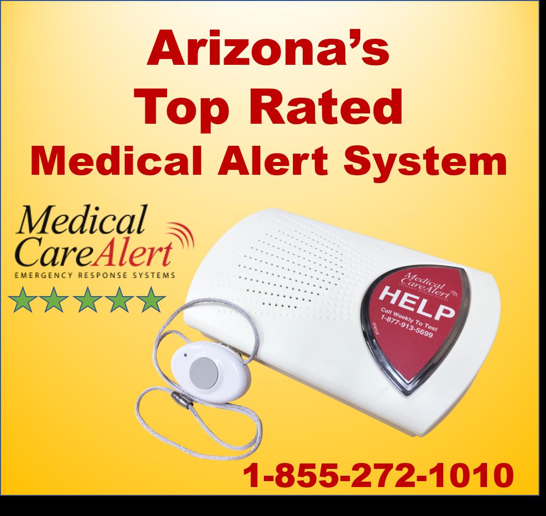 Arizona's Top Rated Medical Alert System