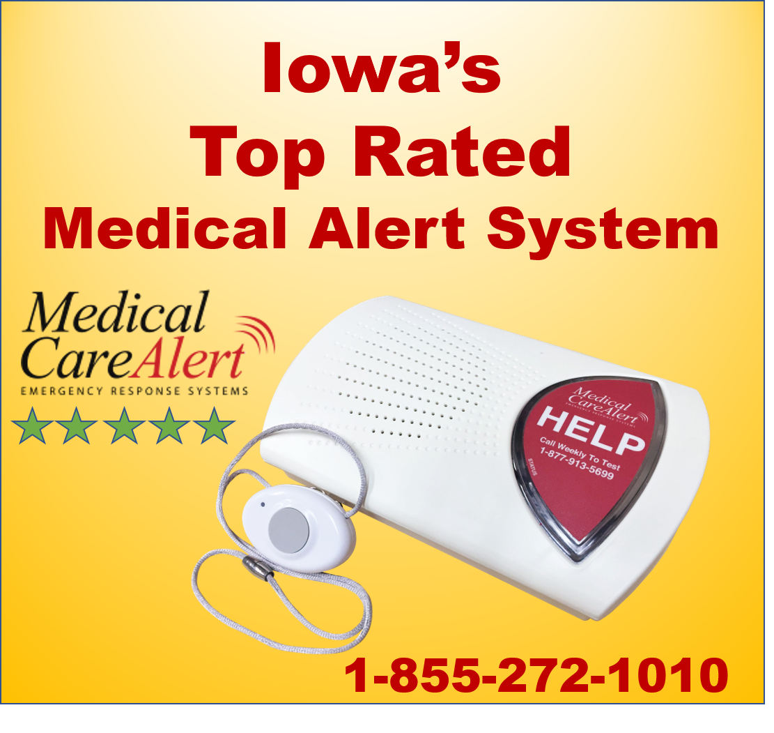Iowa's Top Rated Medical Alert System