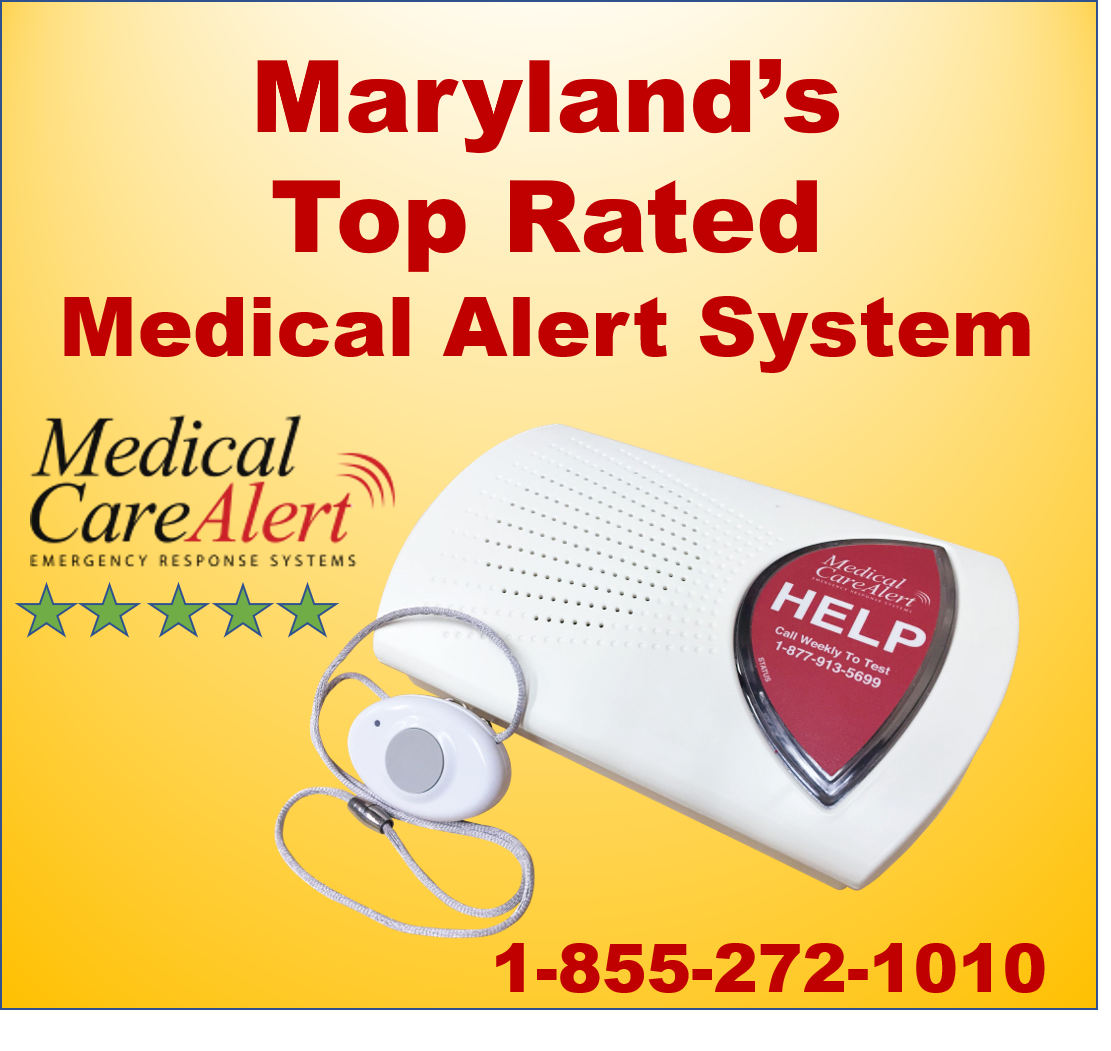 Maryland's top rated medical alert system
