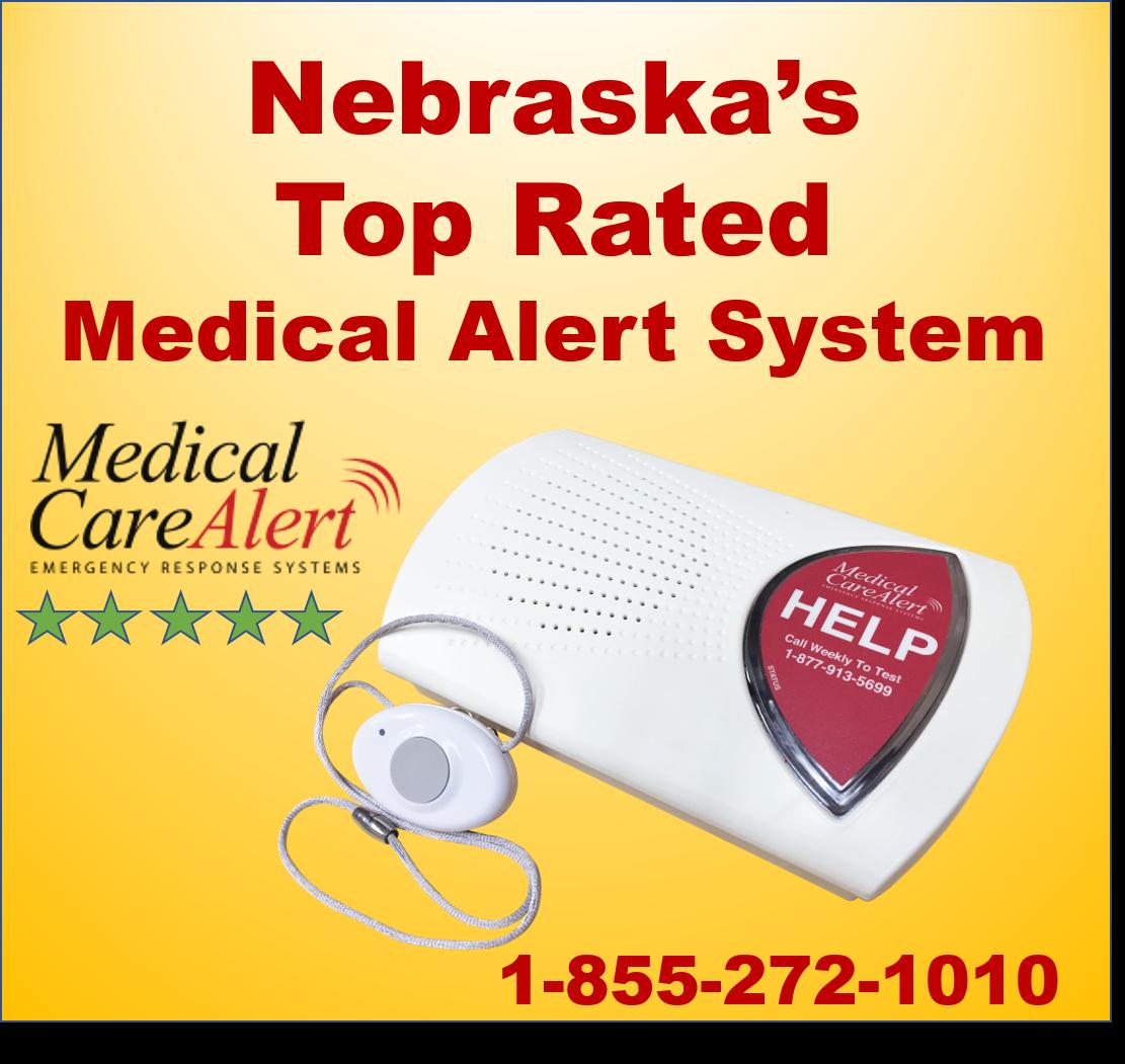 Nebraska's Top Rated Medical Alert System