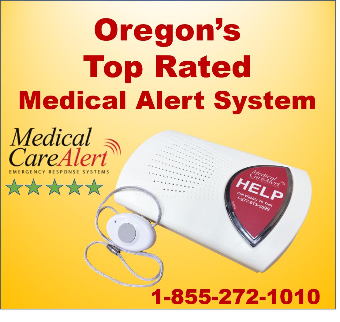 oregon top rated medical alert system