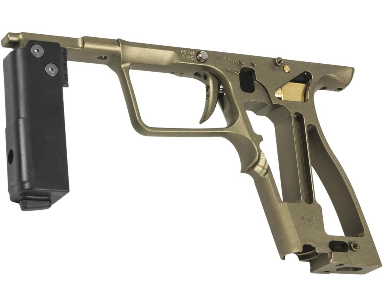 NEW Planet Eclipse GMek Mechanical Frame Kit for GTEK Electric Purple