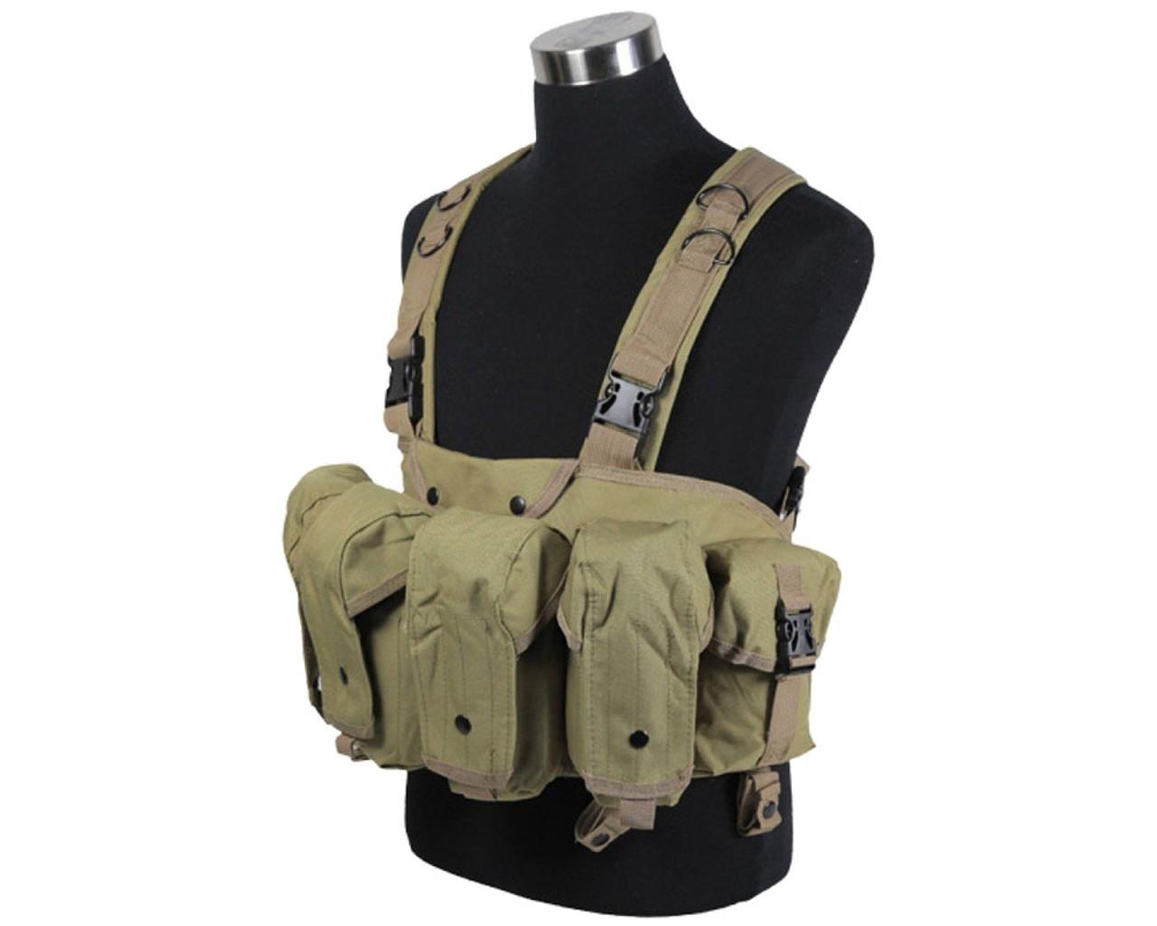 FDE DEFCON 600 Denier Commando Chest Rig