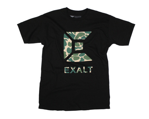 Exalt T-Shirt - Old School Camo