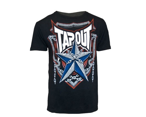 Tapout T-Shirt - Pat Berry Shield of Honor