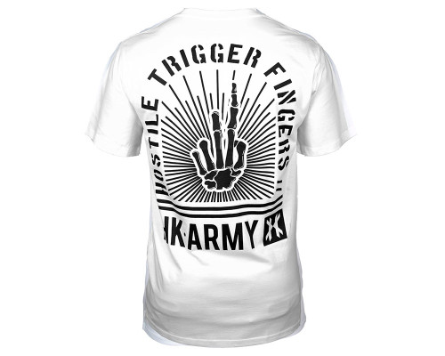 HK Army T-Shirt - Trigger Fingers