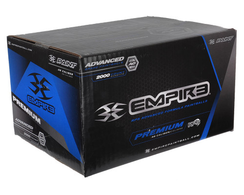 Empire Premium Paintballs - 2000rd case