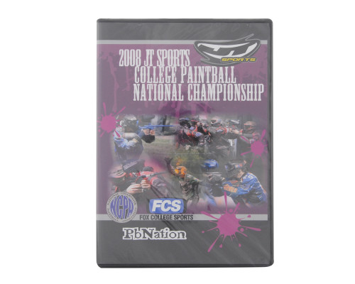 2008 JT Sports College Paintball National Championship