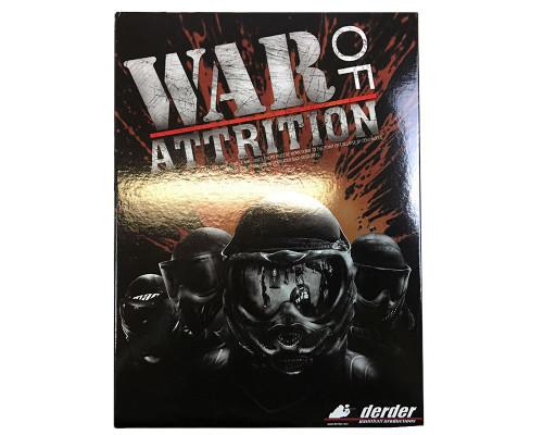 Derder - War of Attrition
