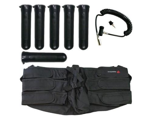 CORE 6 Plus 1 Harness Pod and PTC Remote