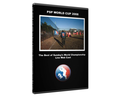 PSP 2008 World Cup - The Best of Sunday's World Championship Live Web Cast on DVD
