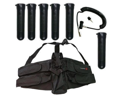 CORE 4 Plus 1 Harness Pod and PTC Remote Package