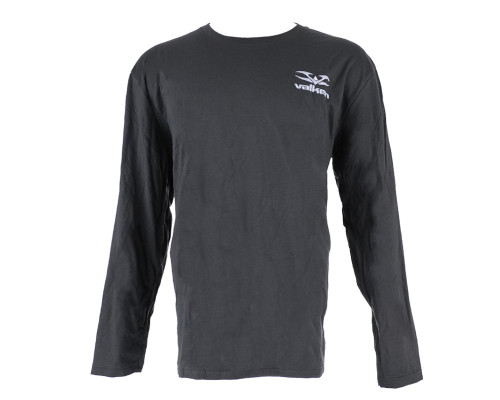 Valken Long Sleeve T-Shirt - Stitched Logo