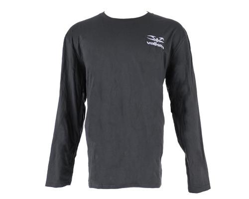 Valken Long Sleeve T-Shirt - Stitched Logo