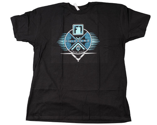 Field One T-Shirt - Crest