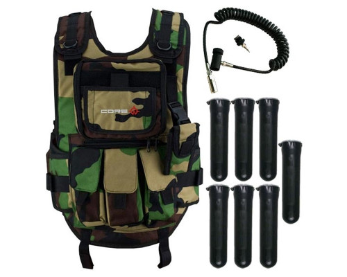 CORE GI Vest Pod and Remote Package