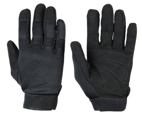 Warrior Tournament Gloves - Black