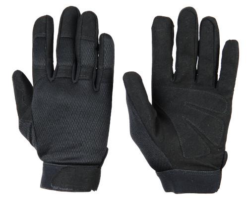 Warrior Tournament Gloves - Black