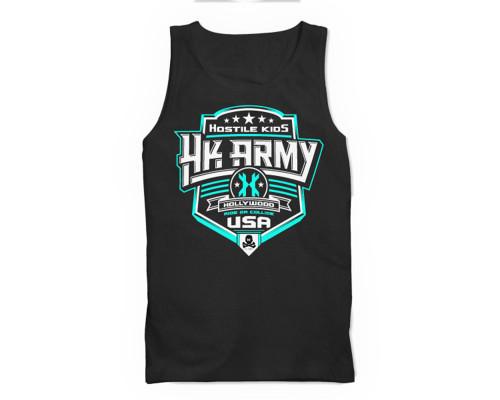 HK Army Tank Top - Shield