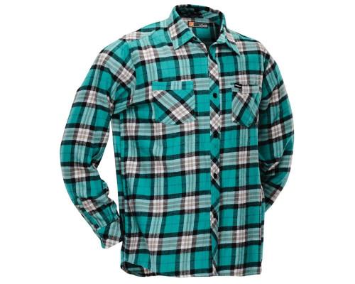Dye Lumberjack Flannel