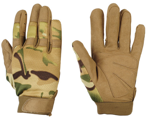 Warrior Tournament Gloves - Multicam