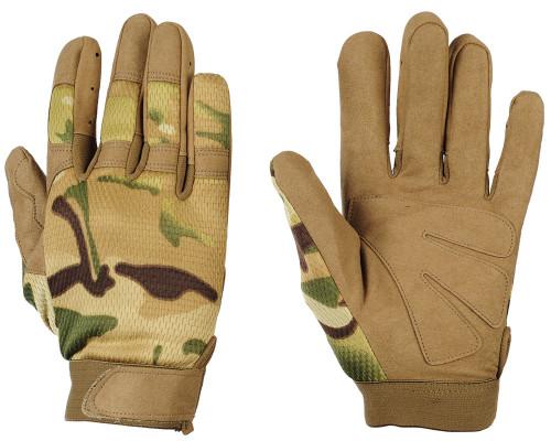 Warrior Tournament Gloves - Multicam