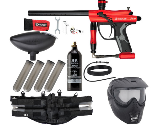Epic Gun Package Kit - Kingman Spyder Fenix