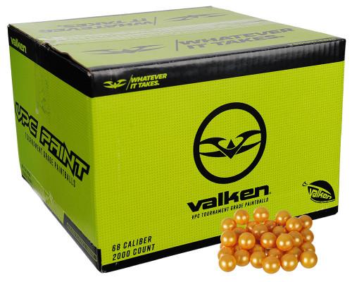 Valken VPC Paintballs - 2000 Count