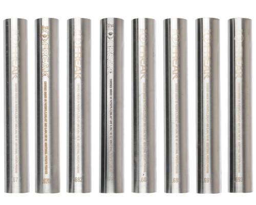 GOG Complete Freak Barrel Stainless Steel Insert Kit (Inserts Only)