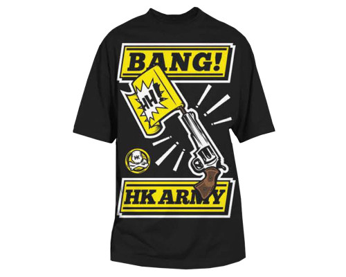 HK Army T-Shirt - Bang