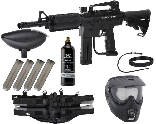 Epic Gun Package Kit - Kingman Spyder MR6 Tactical