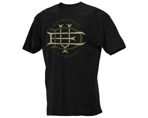 Dye Initials T-Shirt