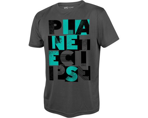 Planet Eclipse T-Shirt - Pro-Formance - Lanes