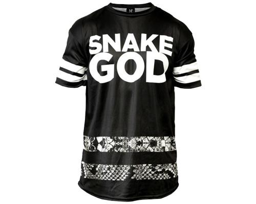 HK Army T-Shirt - Snake God Dri Fit