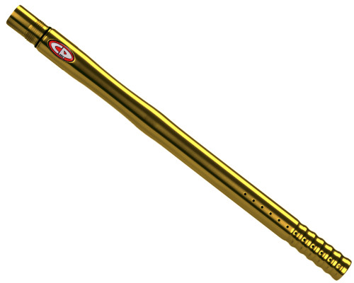 Custom Products 1 Piece Barrel - 12 Inch Yellow Polished