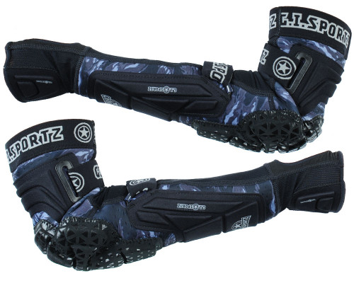 GI Sportz Race 2.0 Paintball Elbow Pads