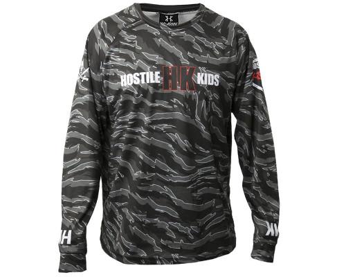 HK Army Long Sleeve Dri Fit T-Shirt - OG Series