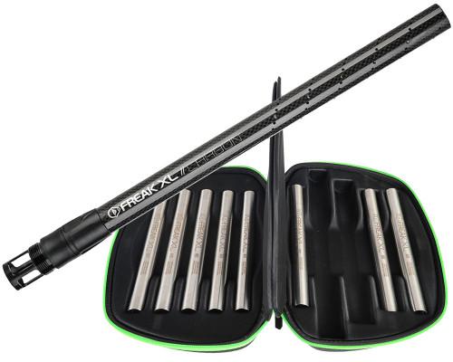GOG Carbon Fiber Complete Freak XL Barrel Kit w/ Stainless Steel Inserts