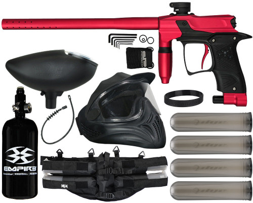 Dangerous Power E2 Legendary Paintball Marker Package