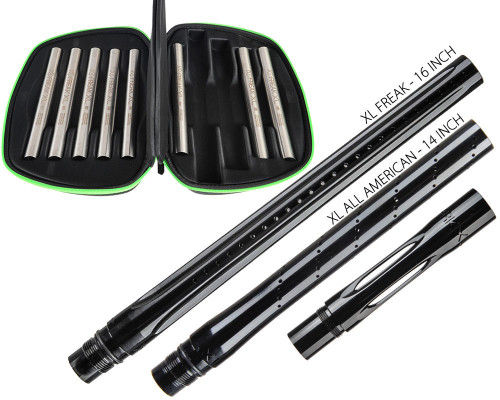 GOG Complete Freak XL Barrel Kit w/ Stainless Steel Inserts
