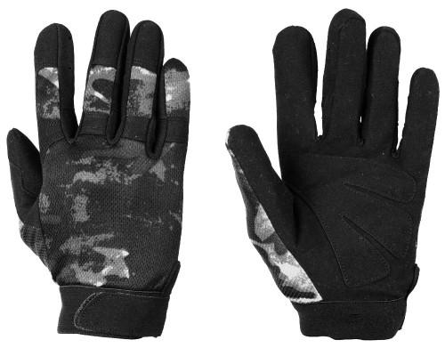 Warrior Tournament Gloves - Acid Grey
